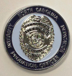 Challenge Coin Front
